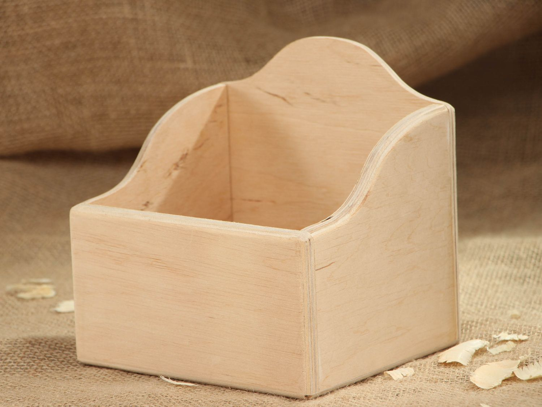 Madeheart pieza para decorar caja de madera para alimentos a granel - Cajitas de madera para decorar ...