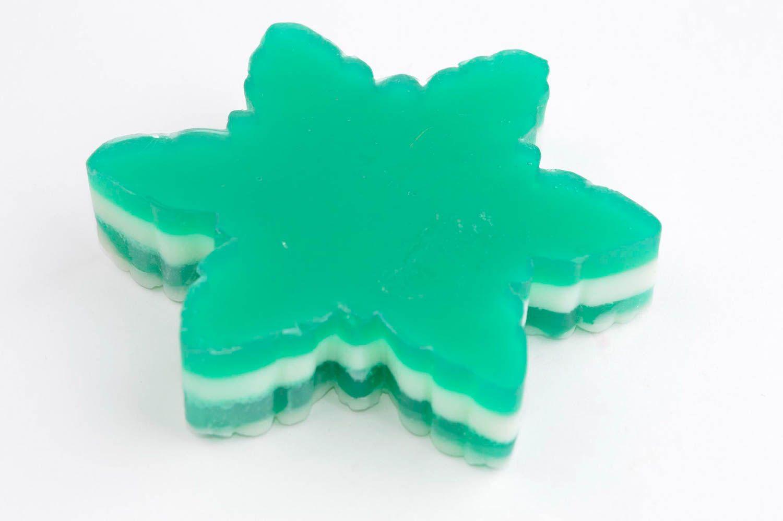 Handmade cosmetics fragrant natural soap homemade soap for women natural soap photo 4