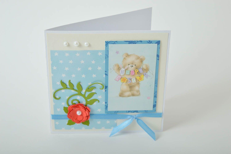 Handmade greeting card handmade birthday card designer postcards souvenir ideas photo 2