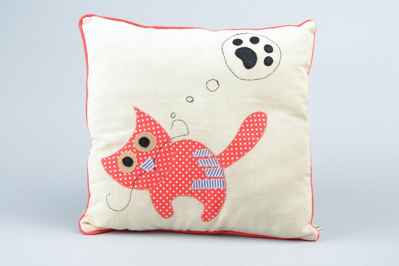 Handmade applique cutwork kantha quilt