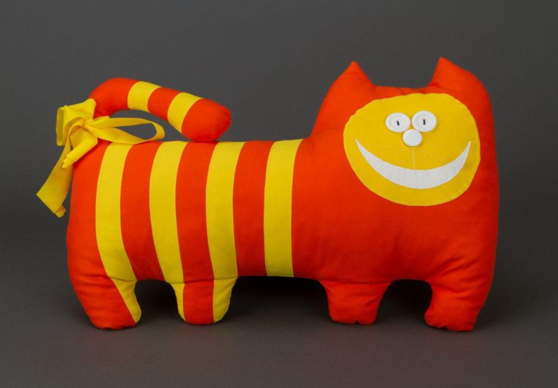 Pillow toy Orange Cat photo 2