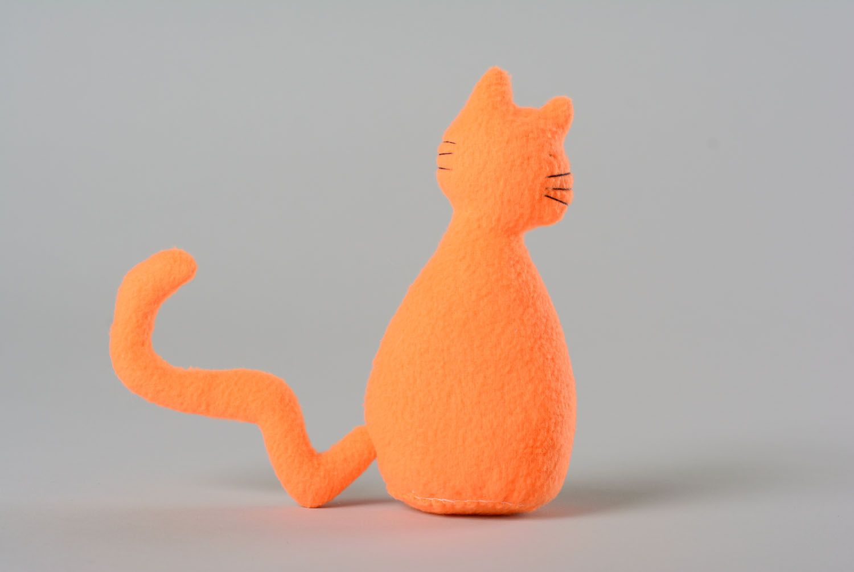 Flavored soft toy Orange Cat photo 5