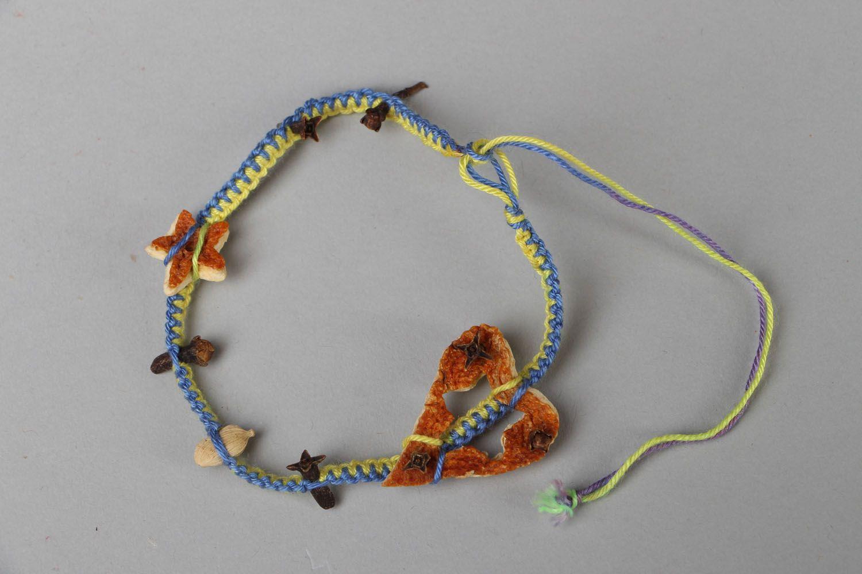 Thread bracelet Aroma photo 1