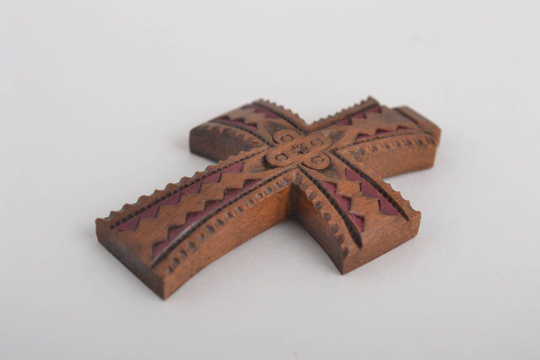 Крест на шею ручной работы