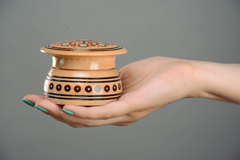 cajas Caja de madera con tapa grande - MADEheart.com