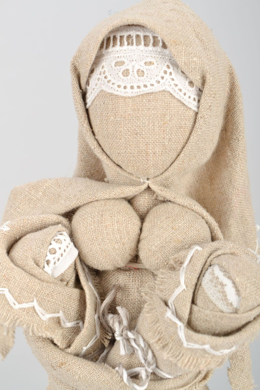 Doll motanka Stolbushka photo 4