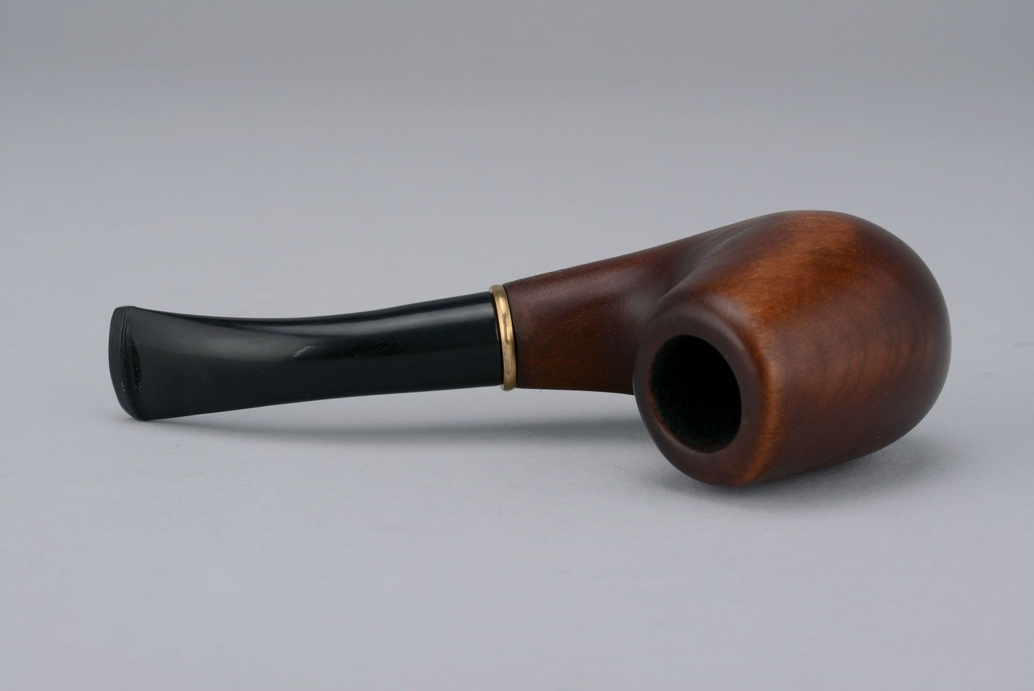 smoking accessories Wooden smoking pipe - MADEheart.com