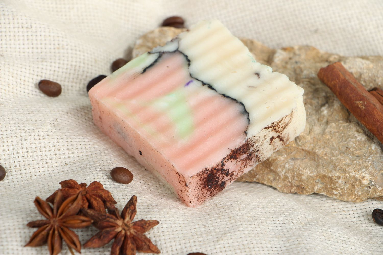 Handmade soap with Shea oil photo 5