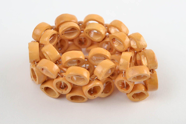 wooden bracelets Bead bracelet wooden jewelry handmade bracelet unique jewelry homemade jewelry - MADEheart.com