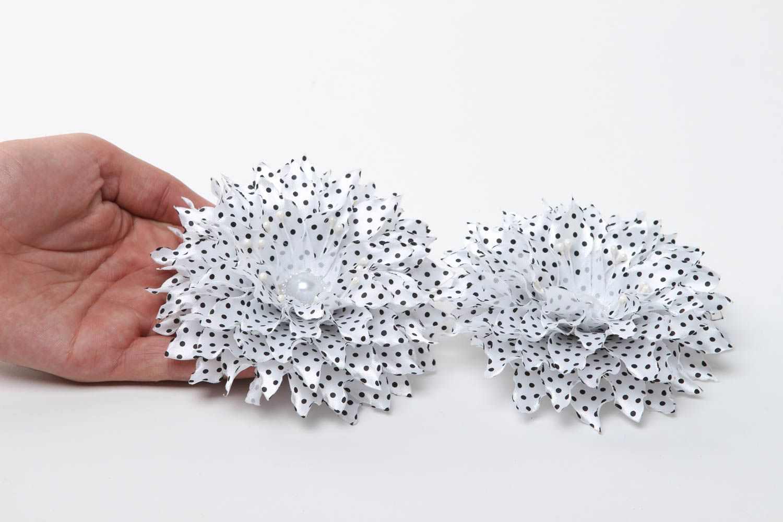 Designer handmade hair bands 2 unusual lovely accessories stylish feminine gift photo 5