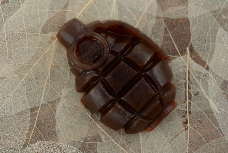 Natural soap Grenade photo 3