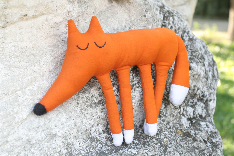 Soft toy Fox photo 1