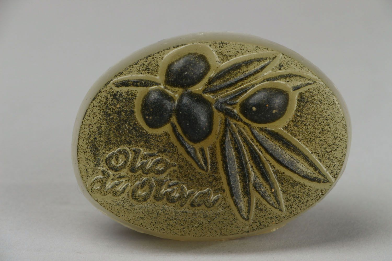Natural soap Olive photo 1