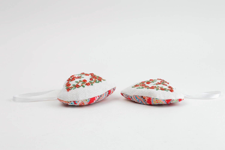 Handmade designer cute sachet aromatized hangings 2 soft toys for home photo 2