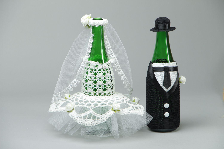 Фото на свадебную бутылку шампанского своими руками