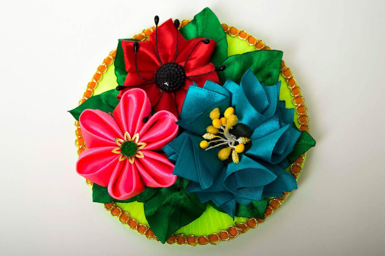 Handmade fridge magnet flower magnet home decor unique gift interior ideas photo 2
