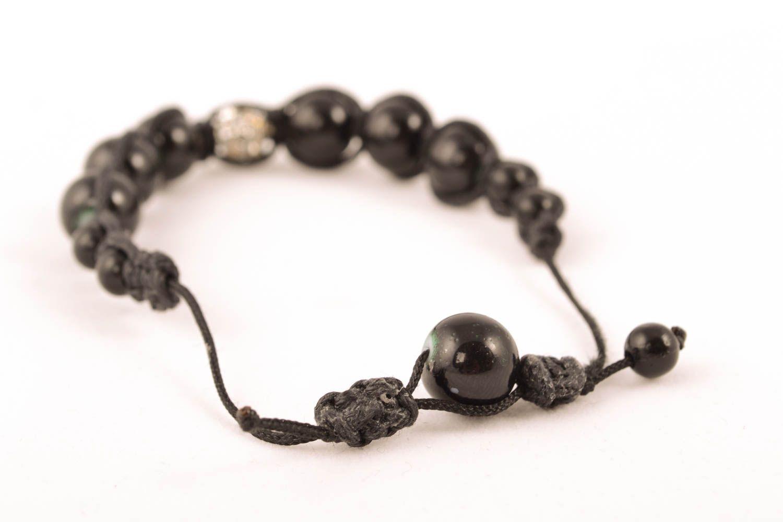 Wrist bracelet with beads photo 2