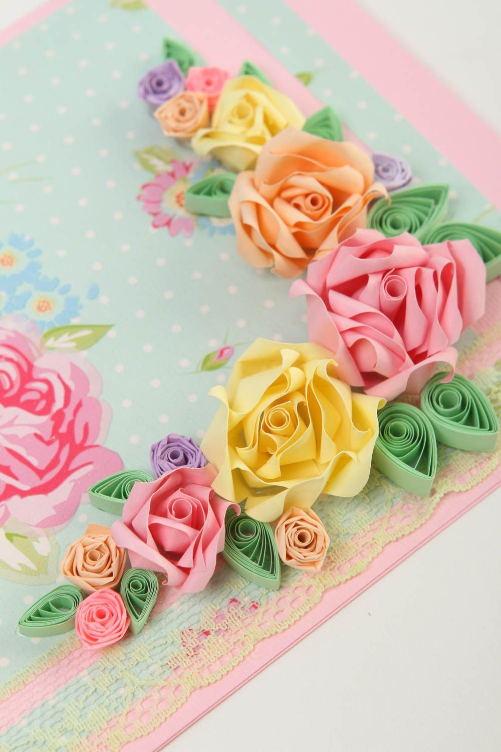 unusual greeting card handmade greeting cards quilling