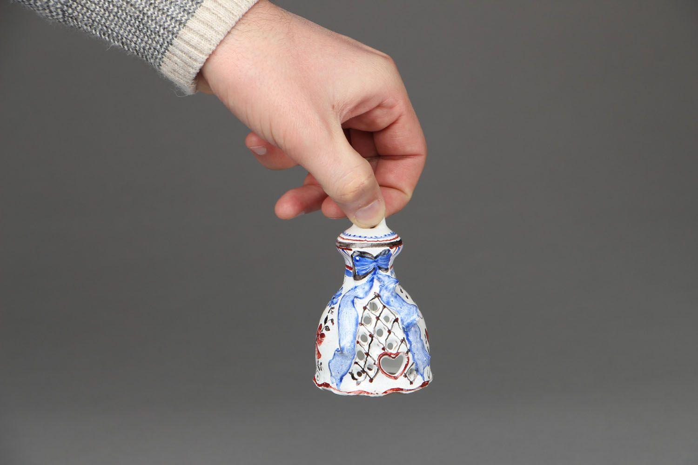 Beautiful handmade bell photo 4