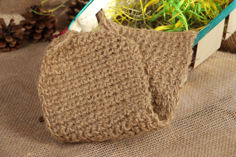 Crochet body scrubber  photo 5