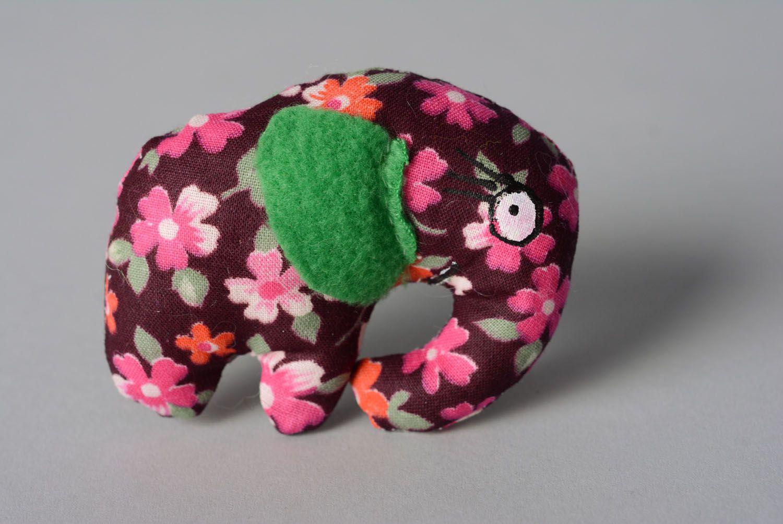 Textile toy Elephant photo 1
