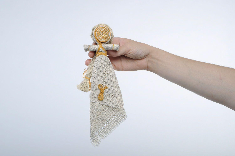Talisman doll bringing luck photo 1