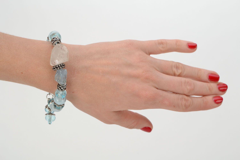 Rhinestone bracelet  photo 3