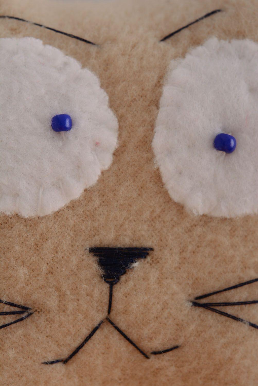 Fabric toy Kitten photo 2