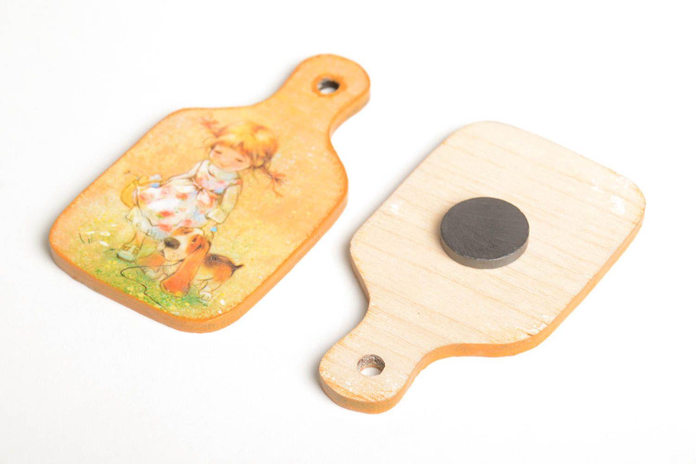 Beautiful souvenir magnets unusual handmade accessories decorative present photo 3