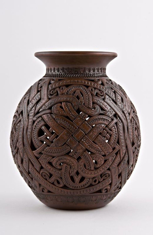 vases Ceramic handmade vase - MADEheart.com