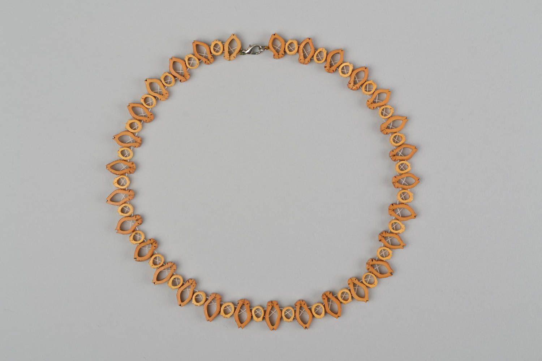 MADEHEART > Stylish homemade botanical jewelry designer necklace ...