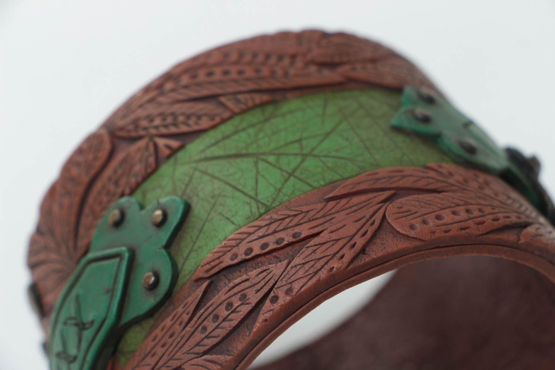Handmade Damen Armband Ethno Schmuck Designer Accessoire stilvoll modisch schön foto 5