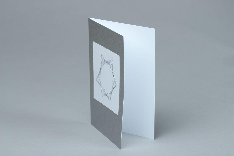Izon postcard with envelope photo 3