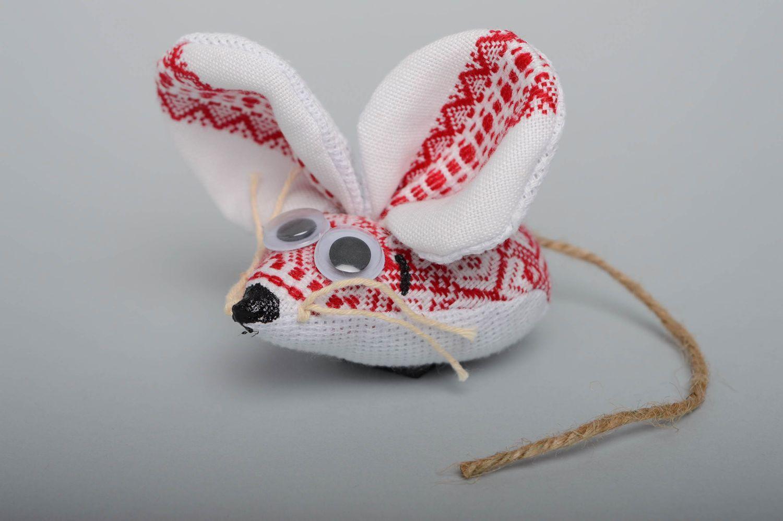 Handmade fridge magnet Mouse photo 1