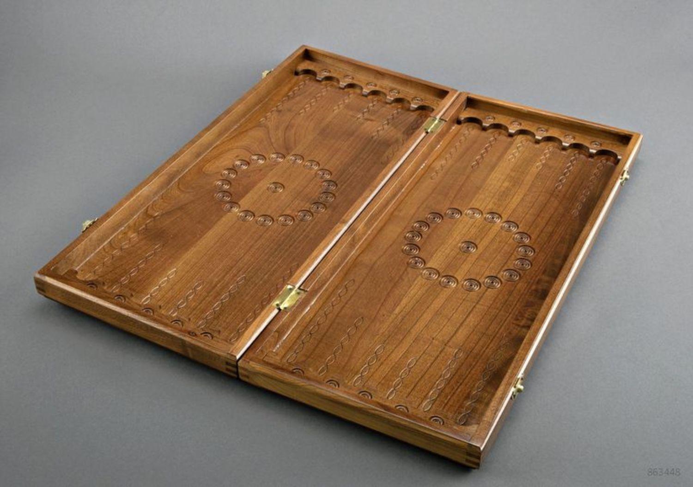 Handmade wooden backgammons photo 4