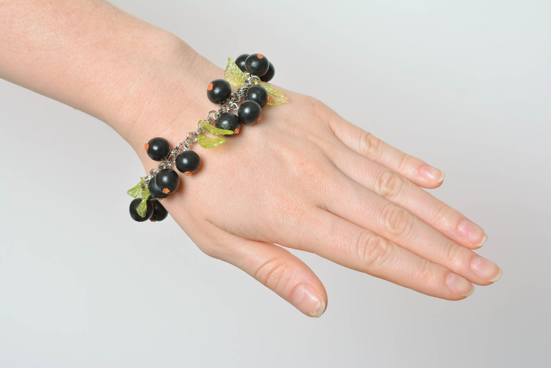 Chain bracelet handmade jewelry bead bracelet metal jewelry charm bracelet photo 4