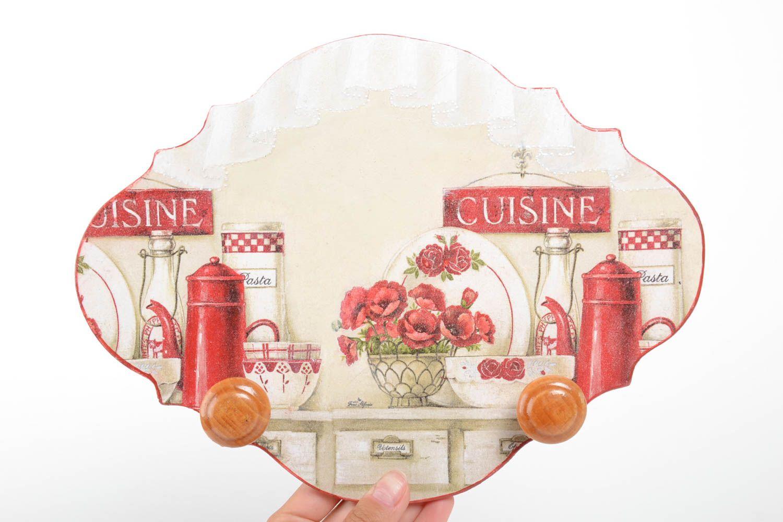 Küchen Hakenleiste madeheart handmade küchen hakenleiste küche haken accessoires für