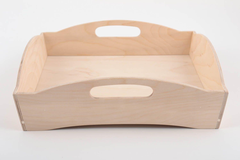 Madeheart pieza para manualidades artesanal bandeja de contrachapado bandeja de madera - Productos de madera para manualidades ...