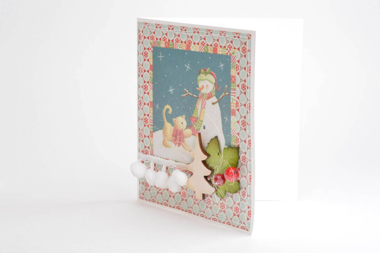 MADEHEART > Handmade Christmas card ideas homemade postcards ...