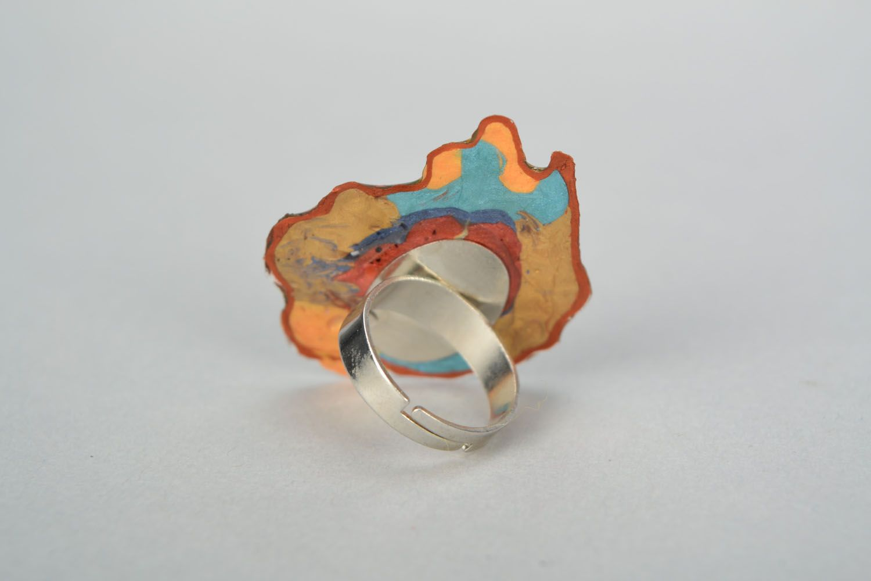 3D glaze seal ring Fantazy photo 4