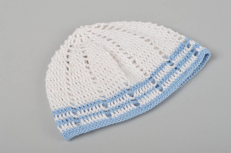 шапки Вязаная шапка для детей ручной работы весенняя шапка детская вязаная  шапочка - MADEheart.com eb746bf1e432c