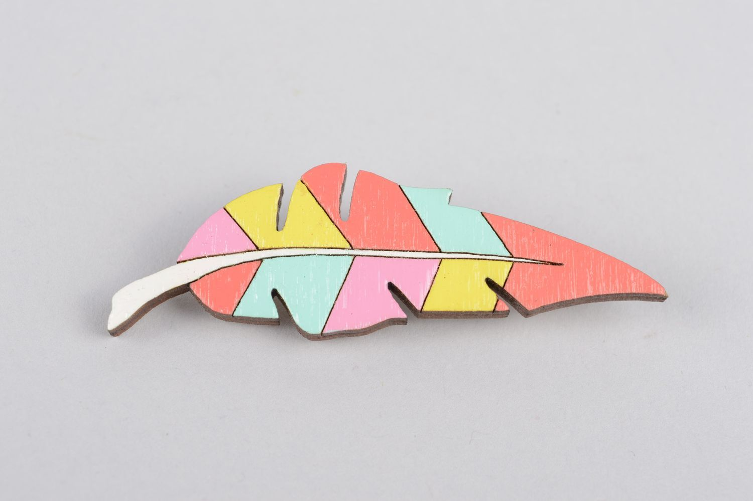 Handmade jewelry brooch jewelry brooch pin designer accessories gifts for women photo 2