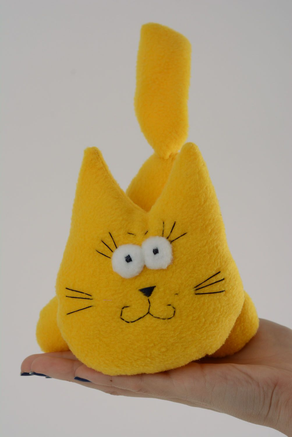 Soft toy with aroma Yellow Kitten photo 4
