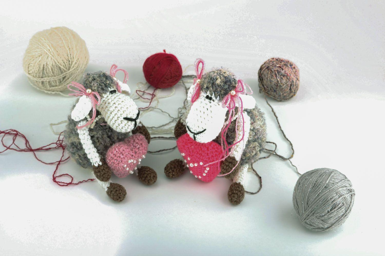 Наборы вязания игрушек 45