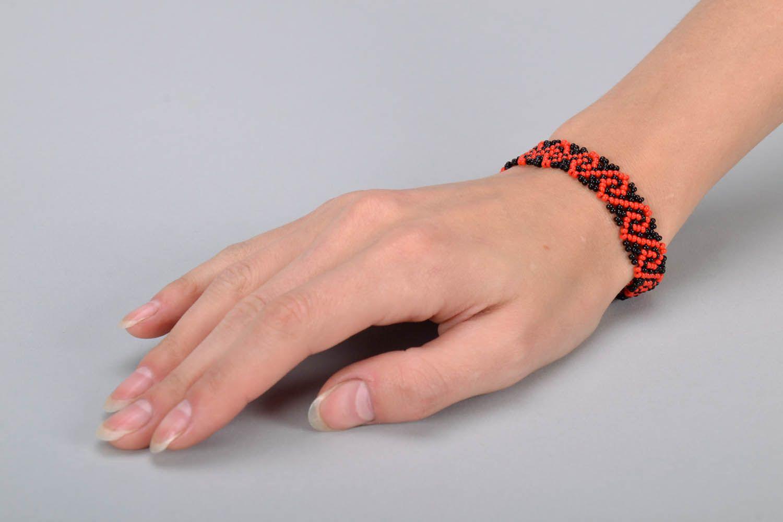 Women's beaded bracelet photo 5