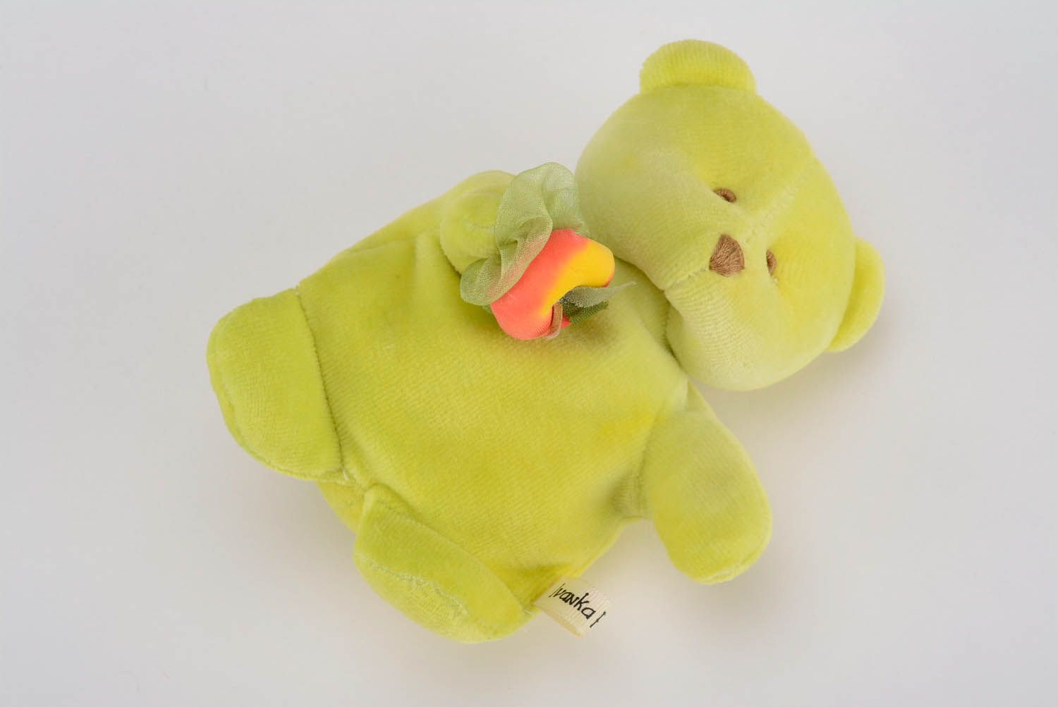 Flavored soft toy Antistress photo 4