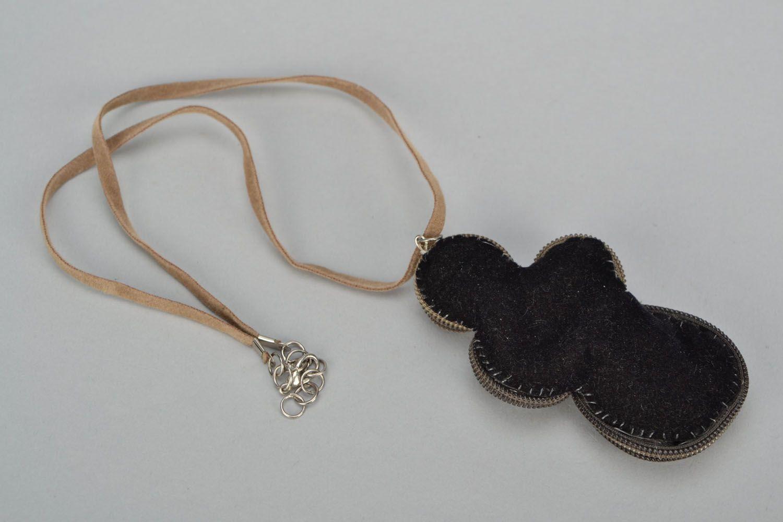 Zipper necklace photo 4
