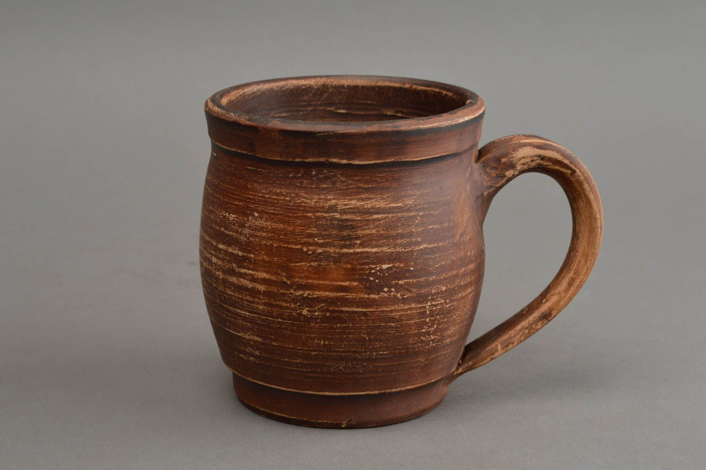 Madeheart taza de cer mica artesanal 400 ml vajilla moderna utensilio de cocina - Vajilla ceramica artesanal ...