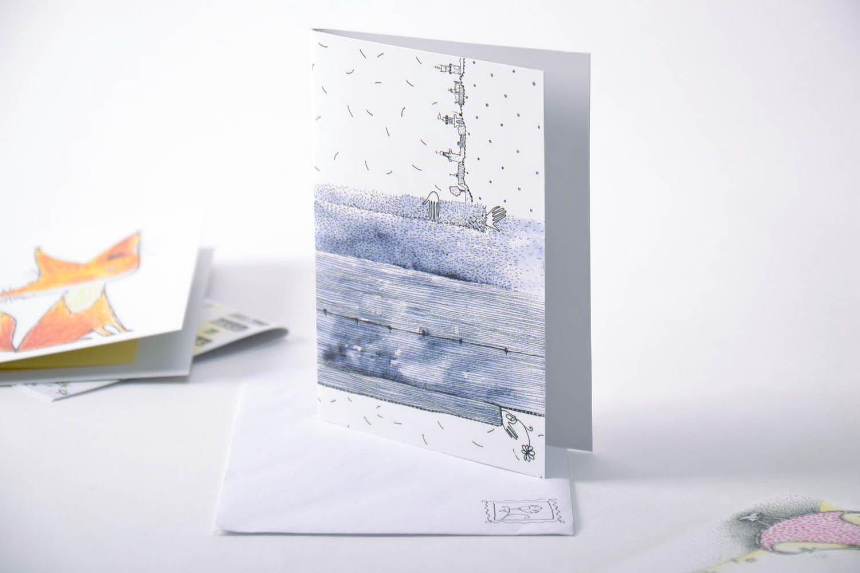 Авторские открытки сайт