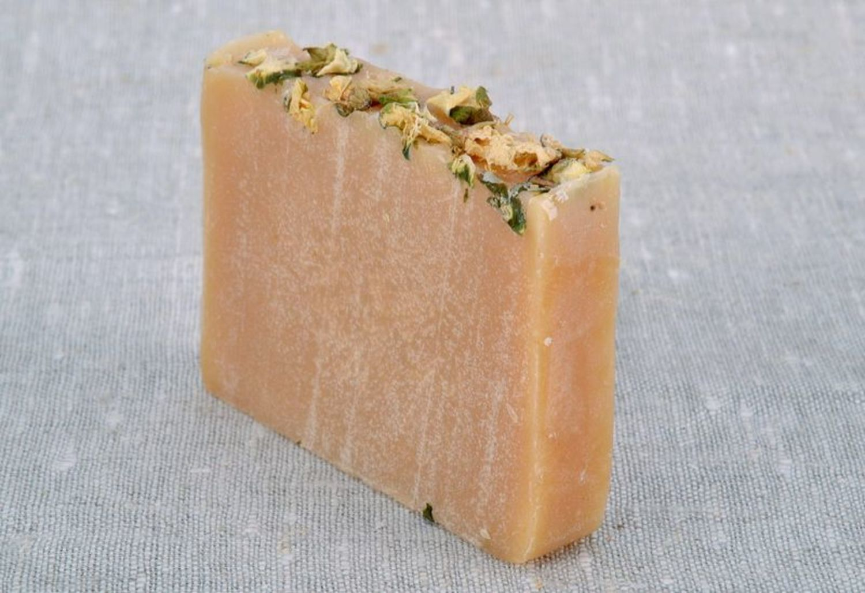 Handmade soap with jasmine photo 3